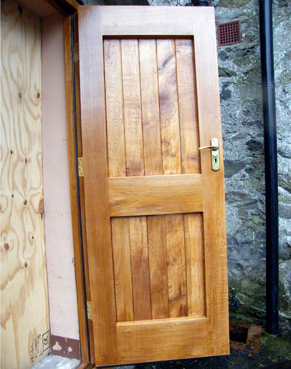 Bespoke Oak Amp Wooden Doors And Gates Handmade In The Uk