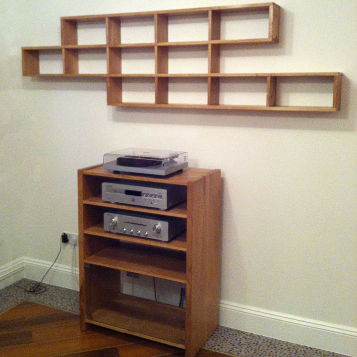 Bespoke Oak Amp Wooden Cabinets Handmade In The Uk