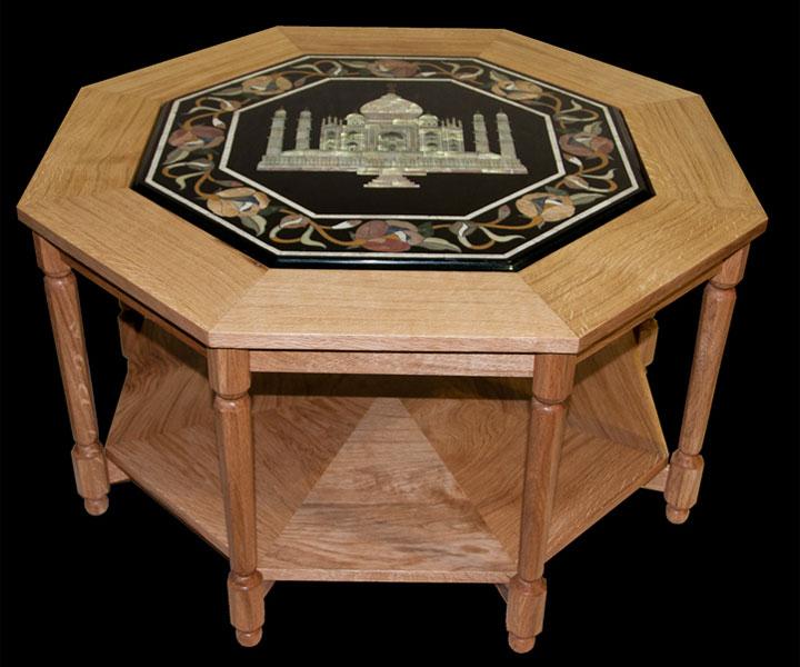 Marble Coffee Table Structube: Bespoke Oak & Wooden Coffee Tables Handmade In The UK