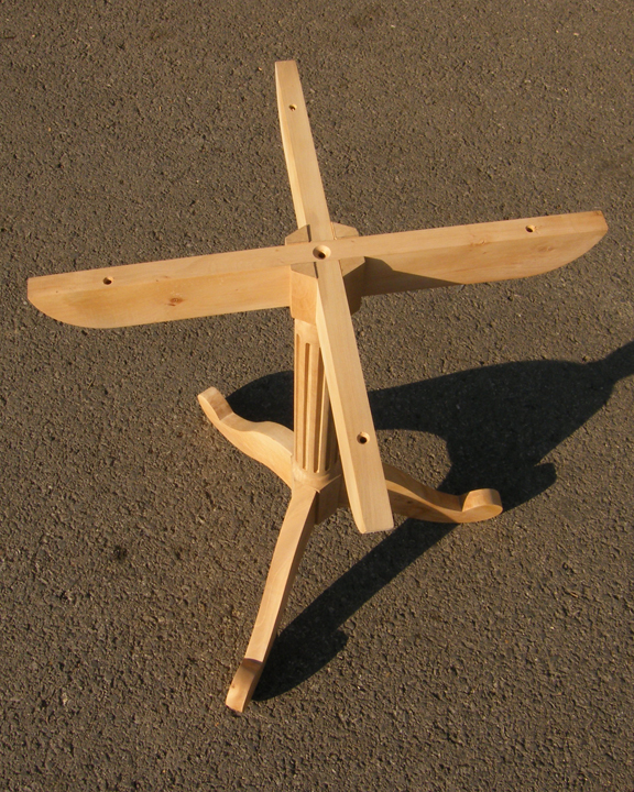Bespoke wooden furniture from your own tree  Acorn Furniture
