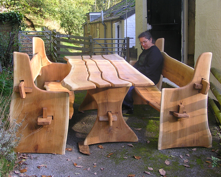 Bespoke Outdoor Amp Garden Furniture Handmade In The Uk