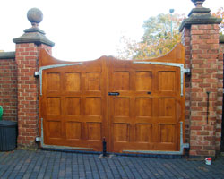 Bespoke doors and gates